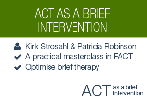 ACT As A Brief Intervention