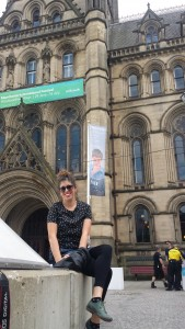 Me in Manchester