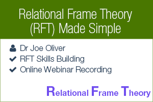Relational Frame Theory Made Simple